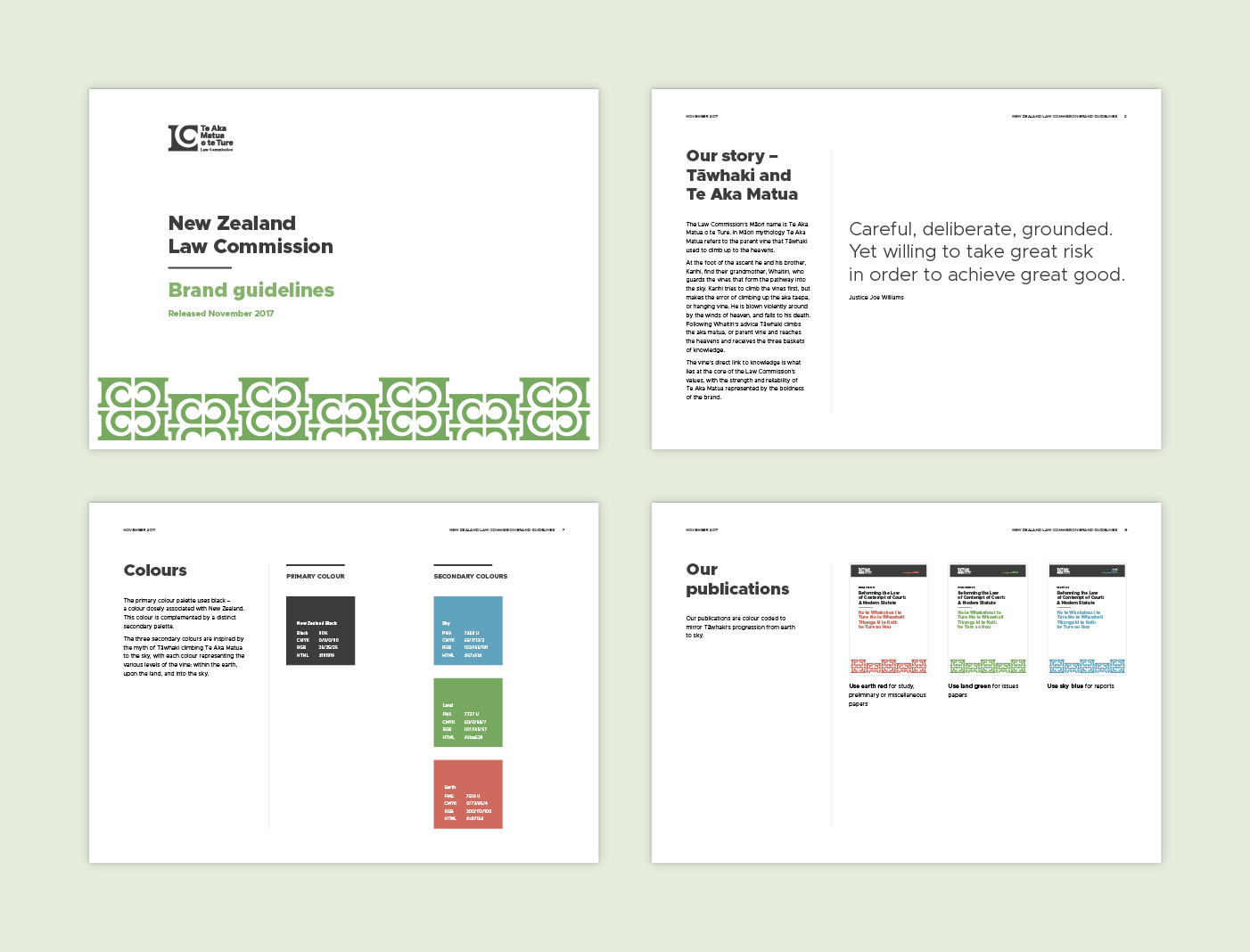 Law Commission brand guidelines